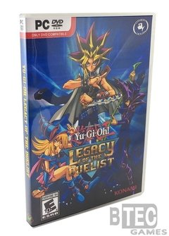 YU-GI-OH (LEGACY OF THE DUELIST) PC - comprar online