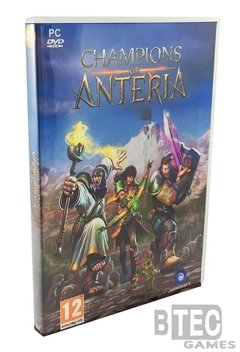 CHAMPIONS OF ANTERIA PC - comprar online