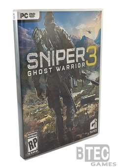 SNIPER GHOST WARRIOR 3 PC - comprar online
