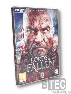 LORDS OF THE FALLEN (LIMITED EDITION) PC - comprar online