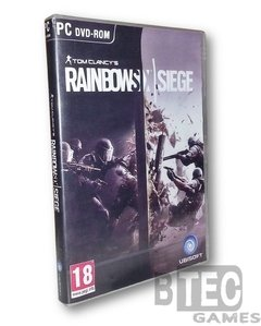 TOM CLANCY'S (RAINBOW SIX - SIEGE) PC - comprar online