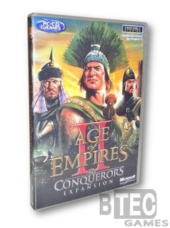 AGE OF EMPIRES 2 (THE CONQUERORS + THE AGE OF KINGS) PC - comprar online