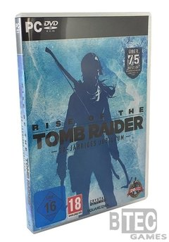 RISE OF THE TOMB RAIDER (20 YEAR CELEBRATION) PC - comprar online