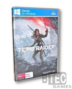 RISE OF THE TOMB RAIDER PC - comprar online