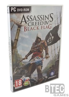 ASSASSINS CREED 4 (BLACK FLAG) PC - comprar online