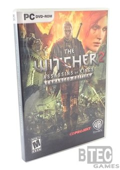THE WITCHER 2 (ENHANCED EDITION) PC - comprar online