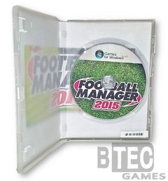 Football Manager 2015 PC na internet