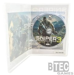 SNIPER GHOST WARRIOR 3 PC na internet