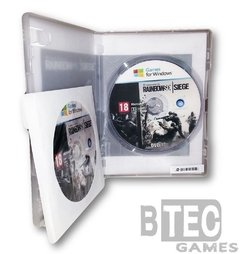 TOM CLANCY'S (RAINBOW SIX - SIEGE) PC - BTEC GAMES