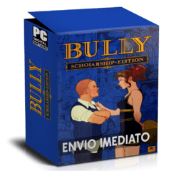BULLY SCHOLARSHIP EDITION PC - ENVIO DIGITAL