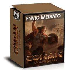 CONAN UNCONQUERED PC - ENVIO DIGITAL