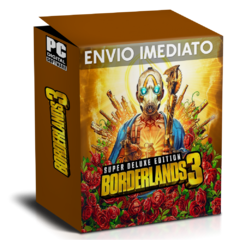 BORDERLANDS 3 SUPER DELUXE EDITION PC - ENVIO DIGITAL