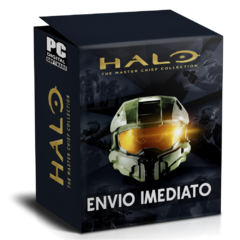 HALO THE MASTER CHIEF COLLECTION (5 GAMES) PC - ENVIO DIGITAL