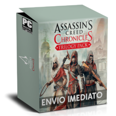 ASSASSIN'S CREED CHRONICLES (TRILOGY) PC - ENVIO DIGITAL