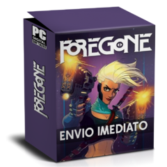 FOREGONE PC - ENVIO DIGITAL