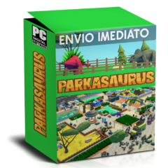 PARKASAURUS PC - ENVIO DIGITAL