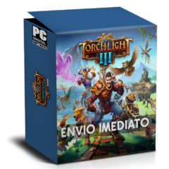 TORCHLIGHT 3 PC - ENVIO DIGITAL