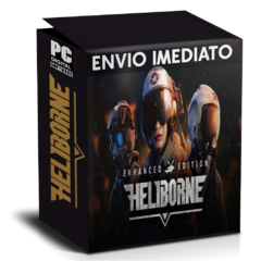 HELIBORNE ENHANCED EDITION PC - ENVIO DIGITAL