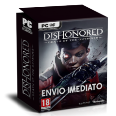 DISHONORED DEATH OF THE OUTSIDER PC - ENVIO DIGITAL