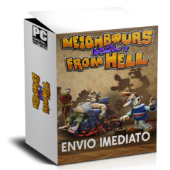 NEIGHBOURS BACK FROM HELL PC - ENVIO DIGITAL