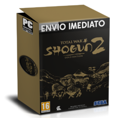TOTAL WAR SHOGUN 2  (GOLD EDITION) PC - ENVIO DIGITAL