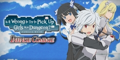 IS IT WRONG TO TRY TO PICK UP GIRLS IN A DUNGEON? INFINITE COMBATE PC - ENVIO DIGITAL