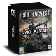 IRON HARVEST PC - ENVIO DIGITAL