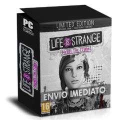 LIFE IS STRANGE BEFORE THE STORM (THE LIMITED EDITION) PC - ENVIO DIGITAL