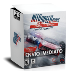 NEED FOR SPEED  RIVALS (COMPLETE EDITION)