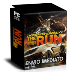 NEED FOR SPEED  THE RUN (COMPLETE EDITION) PC - ENVIO DIGITAL