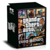 GTA 5 (Grand Theft Auto V) PC - ENVIO DIGITAL