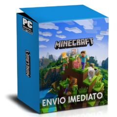 MINECRAFT JAVA EDITION PC - ENVIO DIGITAL