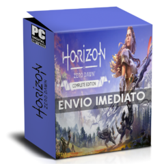 HORIZON ZERO DAWN (COMPLETE EDITION) PC - ENVIO DIGITAL
