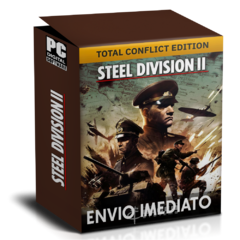STEEL DIVISION 2 (TOTAL CONFLICT EDITION) PC - ENVIO DIGITAL