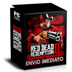 RED DEAD REDEMPTION 2 PC - ENVIO DIGITAL