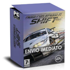 NEED FOR SPEED  SHITFT PC - ENVIO DIGITAL