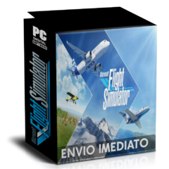 MICROSOFT FLIGHT SIMULATOR PC - ENVIO DIGITAL