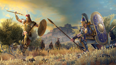 A TOTAL WAR SAGA TROY PC - ENVIO DIGITAL na internet