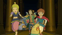 Imagem do NI NO KUNI WRATH OF THE WHITE WITCH (REMASTERED) PC - ENVIO DIGITAL