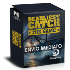 DEADLIEST CATCH THE GAME PC - ENVIO DIGITAL