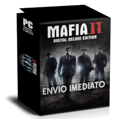 MAFIA 2 (DIGITAL DELUXE EDITION) PC - ENVIO DIGITAL