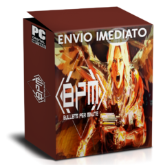 BPM BULLETS PER MINUTE PC - ENVIO DIGITAL