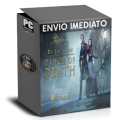 DANCE OF DEATH DU LAC & FEY DIRECTORS CUT (DELUXE EDITION) PC - ENVIO DIGITAL