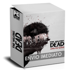THE WALKING DEAD THE TELLTALE DEFINITIVE SERIES PC - ENVIO DIGITAL