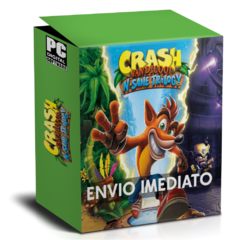 CRASH BANDICOOT N. SANE TRILOGY PC - ENVIO DIGITAL