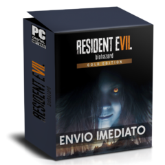 RESIDENT EVIL 7 BIOHAZARD (GOLD EDITION) PC - ENVIO DIGITAL