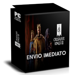 CRUSADER KINGS III PC - ENVIO DIGITAL