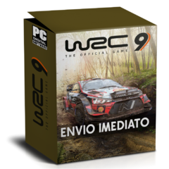 WRC 9 FIA WORLD RALLY CHAMPIONSHIP ( DELUXE EDITION) PC - ENVIO DIGITAL