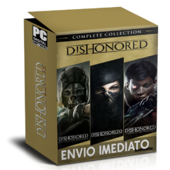 DISHONORED COMPLETE COLLECTION PC - ENVIO DIGITAL