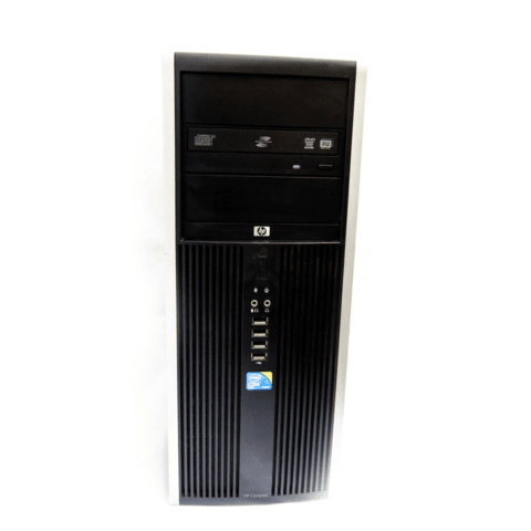 PC HP 7700 Elite Mini Tower  2 gb RAM 160 GB HDD FreeDOS
